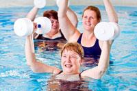 как похудеть в бассейне отзывы